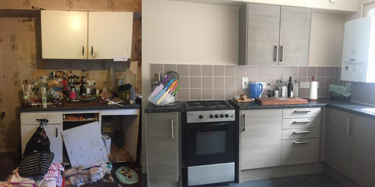 Declutter as neglect or hoarding problems pose a risk to health and safety. Blog by Cheryl Carter Every Home Matters