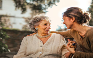 What to do with immense feelings of loss. Blog by Cheryl Carter Ever Home Matters