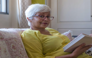 Every Home Matters helped this elderly lady find a more habitable home. Blog by Cheryl Carter at Every Home Matters